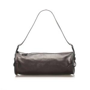 Hermes Doremi Leather Shoulder Bag
