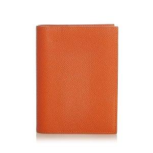 Hermès Mini Bag orange leather
