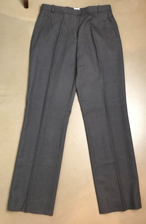 Hermès Woolen Trousers grey wool