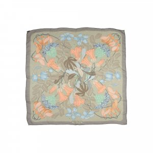 Hermes Flora Graeca Silk Scarf