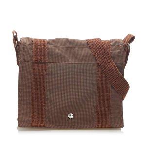 Hermès Bandolera marrón