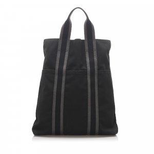 Hermès Borsa larga nero