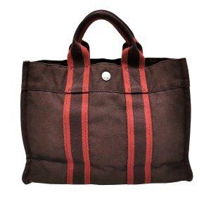 Hermès Tote dark brown