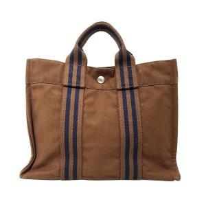 Hermès Handbag brown