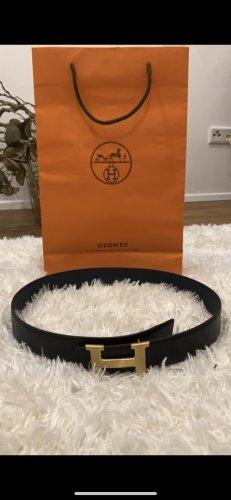 Hermès Reversible Belt multicolored