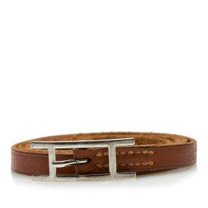 Hermès Bracelet brown leather