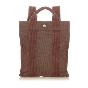 Hermès Backpack brown