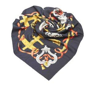 Hermes Hermes Ferronnerie Silk Scarf