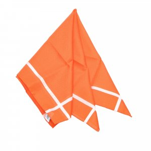 Hermes Jacquard d H Handkerchief