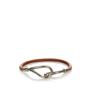 Hermès Bracelet brun cuir