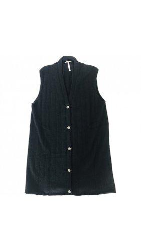 Hermès Twin-set trui zwart Kasjmier