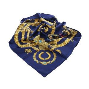 Hermes Kosmima Silk Scarf