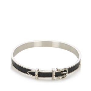 Hermès Bracelet black metal