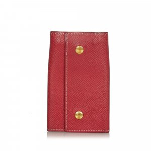 Hermes Leather Key Holder