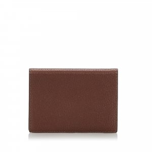Hermes Leather Passport Cover