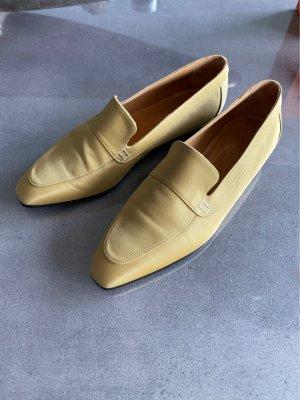 Hermes Loafer Gr. 37,5 Ungetragen mit Karton und Schuhsäcken
