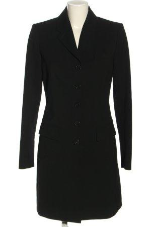 Hermès Long Blazer black casual look