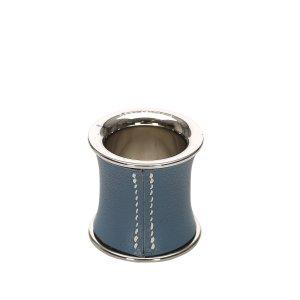 Hermès Scarf silver-colored metal