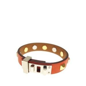 Hermes Mini Dog Square Crew Bracelet