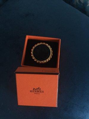 Hermès Broche doré