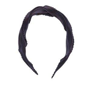 Hermes Pleated Silk Scarf