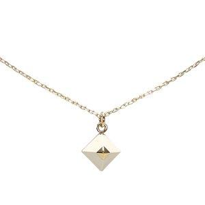 Hermès Collar color oro metal