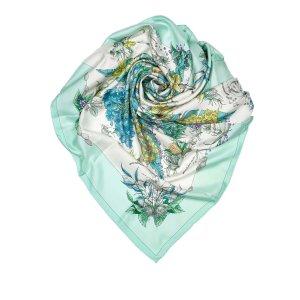 Hermes Pythagore Silk Scarf