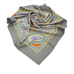Hermes Qalamdan Silk Scarf