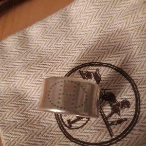 Hermès Anello d'argento argento Argento
