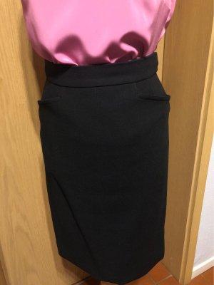 Hermès Pencil Skirt black