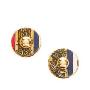 Hermès Earring gold-colored metal