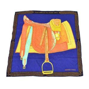 Hermès Scarf Carre 65 Shawl Wrap Cape