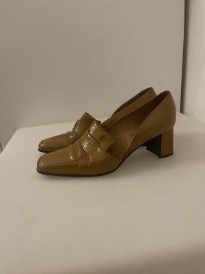Hermès Classic Court Shoe multicolored