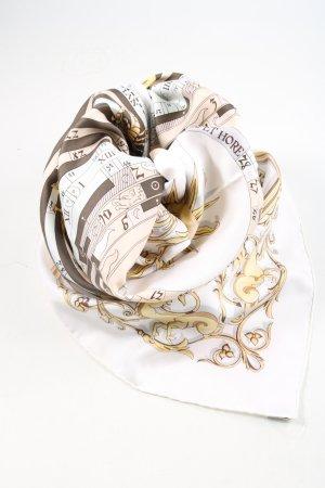 Hermès Zijden doek volledige print elegant