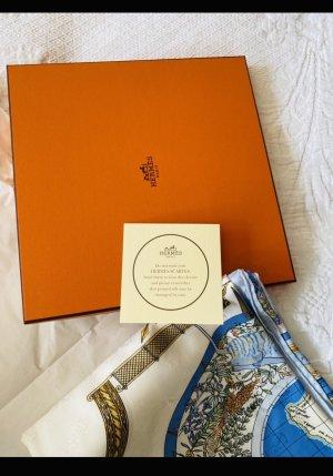 Hermès Seidentuch vintage