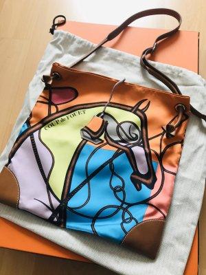Hermès Shoulder Bag multicolored