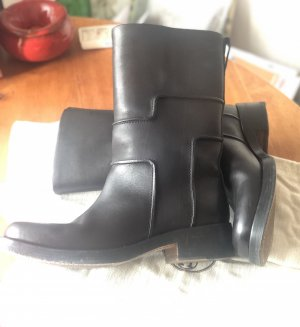 Hermès Botki czarny