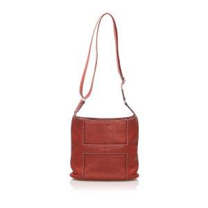 Hermes Taurillon Clemence Sac Good News Crossbody Bag
