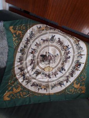 Hermès Zijden doek lichtgeel Zijde