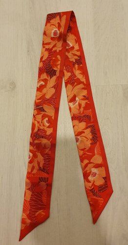 Hermès Twilly in  Orange und Rot    Neupreis  200,- Euro