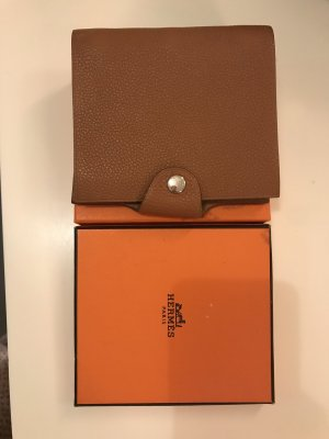 HERMES Ulysse PM Agenda Cover in Beige Togo Leather