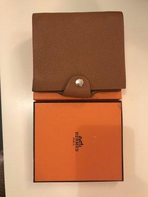 Hermès Wallet beige-camel