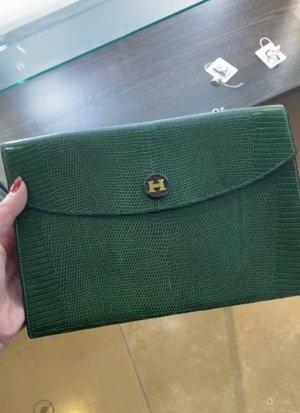 Hermès Kopertówka leśna zieleń
