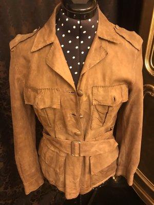 Hermes Vintage Leder Jacken