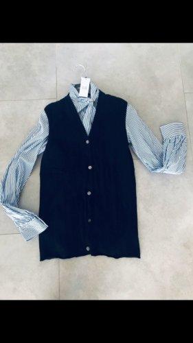 Hermès Pull en cashemire noir cachemire