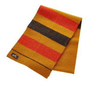 Hermès Scarf yellow wool