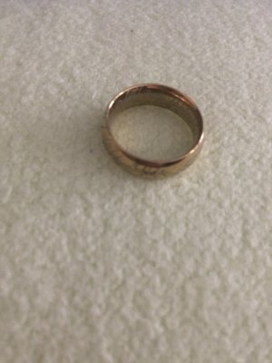 Partner Ring gold-colored