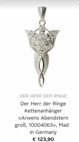 Hanger zilver