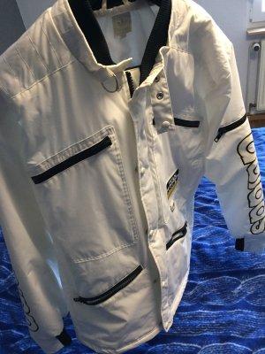 Herren Adidas Jacke Weiß (Limted Edition )