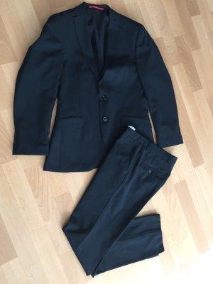 Jake*s Pantalón de vestir negro